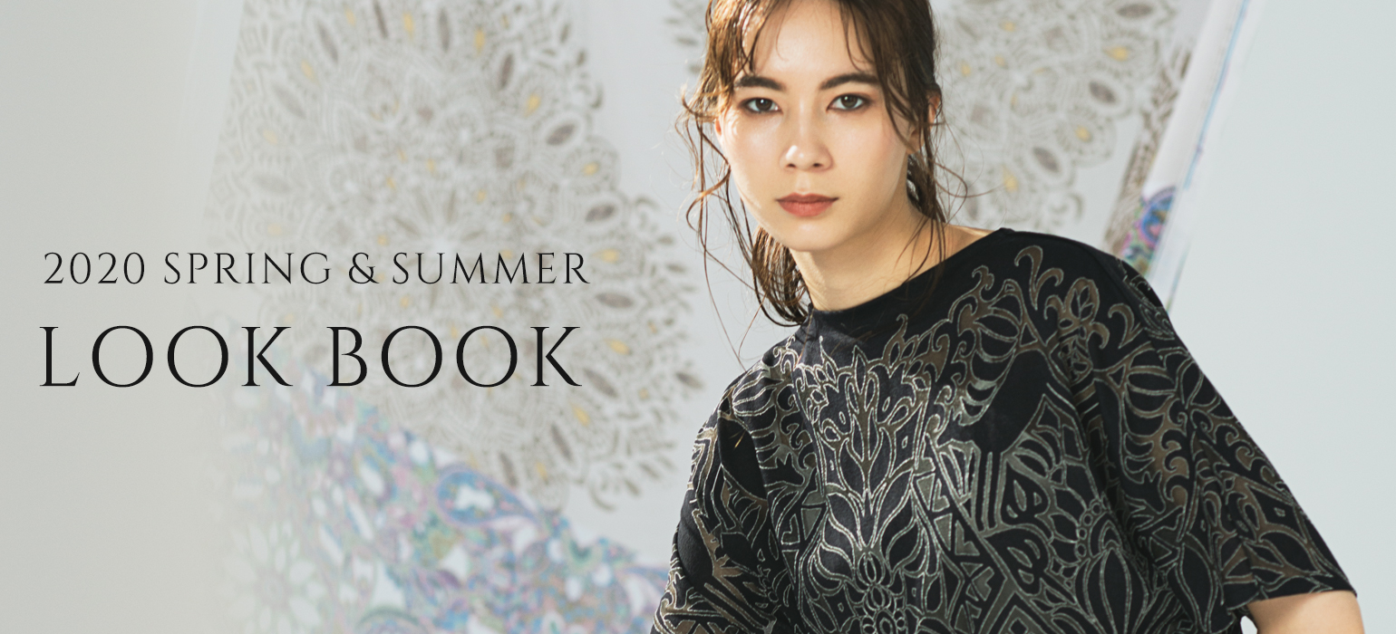 20120春夏LOOKBOOK